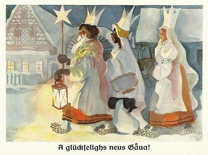 bräuche am neujahrstag